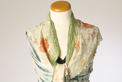 Nuno Felted Scarves from Scarving Artists